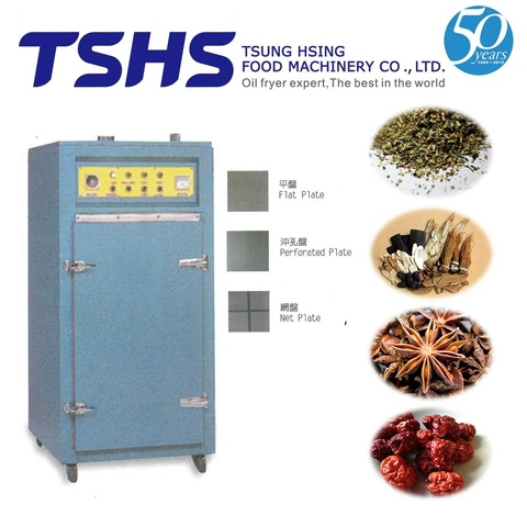 New Products 2016 Cabinet Type Automatic Black soybean Dehydator
