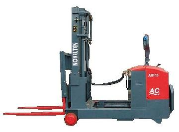 Advanced Counterbalanced Reach Truck (by Noveltek)