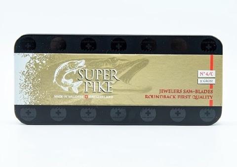 Super Pike Jewelers saw-blades