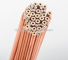 Copper single-hole elec..
