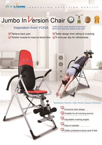 JUMBO Inversion Chair