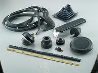 Rubber/Sponge bond to metal parts