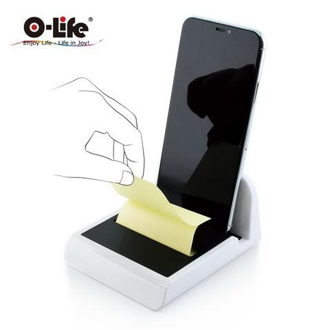 手機座, 便條紙座
