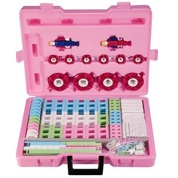 Lepao Potential Inspiring Blocks-Pink