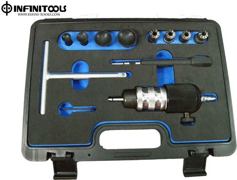 Air Valve Lapper and Injectors Remember Kit