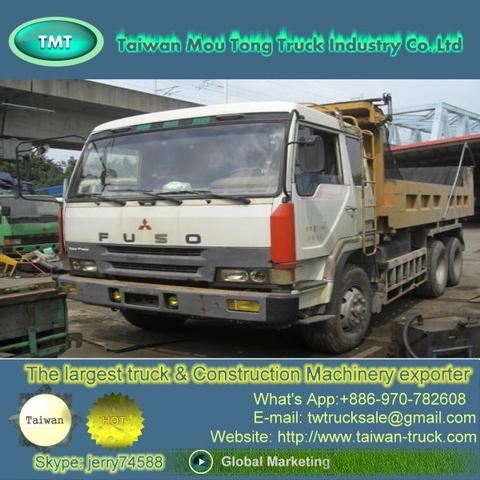 taiwan used fuso dump trucks for sale engine 8dc9 engine 8dc11 rh taiwantrade com Mitsubishi Fuso Fighter Mitsubishi Fuso 1990 Glow Plug Relay