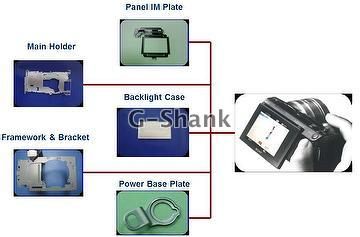 Metal Stamping Part, Insert Molding, Consumer Electronics Parts