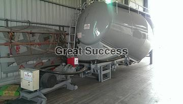 Bulk Cement tank with Pump