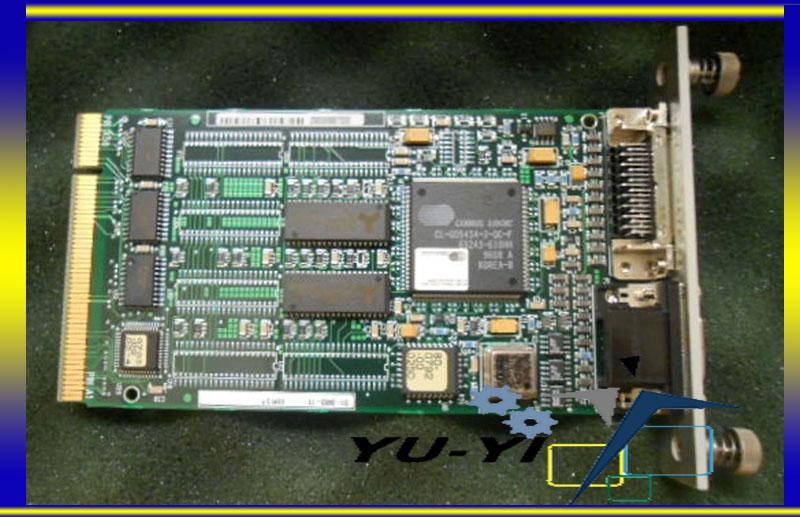 Radisys EXM-13B//Super VGA//61-0483-11 Board