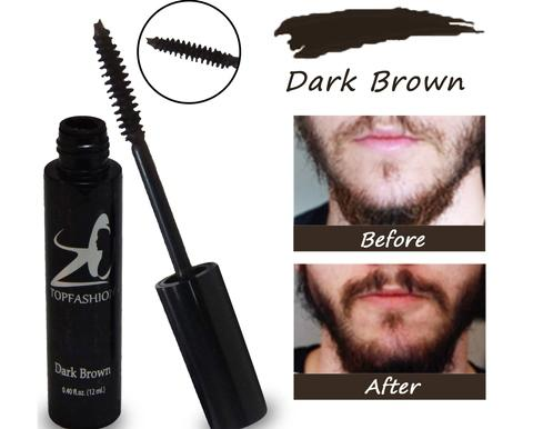 Mustache Eyebrows Sideburns Brush-On Beard Fashion Temporary