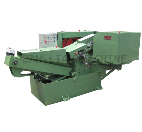 Taiwan Screw Thread Rolling Machine, Flat Die type with chip