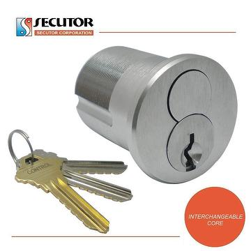 Schlage Lfic Mortise Cylinder Secutor Corporation