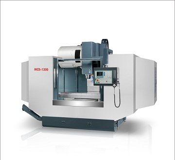 ( MCB1300 ) CNC Bed Type Milling Center