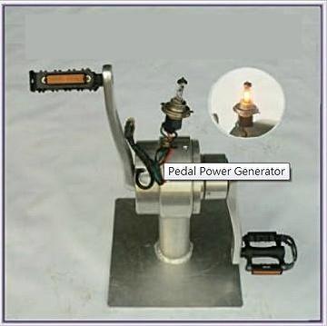 PG-250 ChuanXin Pedal Generator Human generator