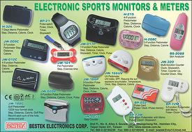 Pedometer products