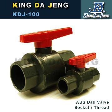Taiwan Abs Ball Valves King Da Jeng Co Ltd