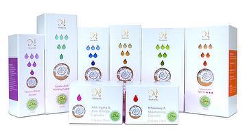 Nuherb series, skin care