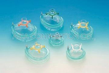 Air Cushion Mask with Valve