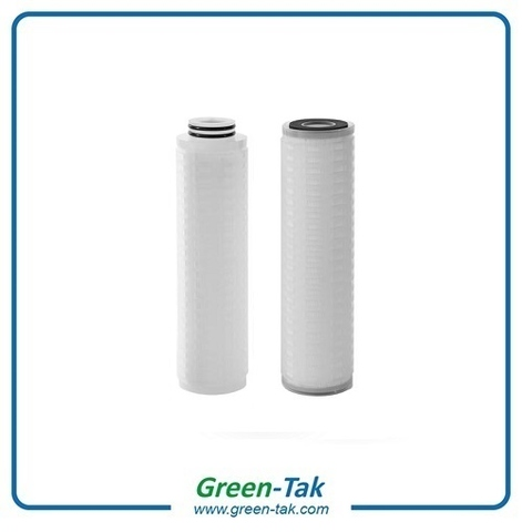 Green-Tak FDA Pleated Polypropylene Filter Cartridge,Home Appliance Water Filter Filter Cartridge,