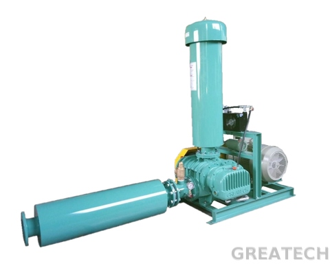 Taiwan Oil Cooling Type -Greatech Roots Blower | GREATECH MACHINERY