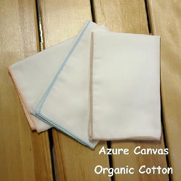 100 % Organic Cotton gauze Handkerchief