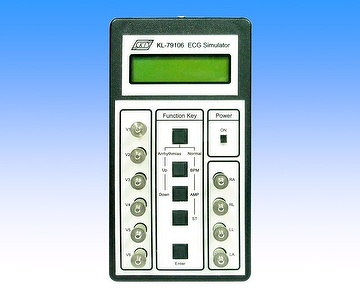 Taiwan ECG SIMULATOR - 12 lead ECG signal with adjustable