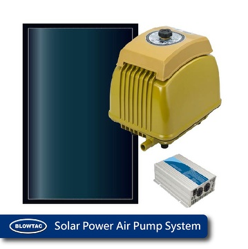 SOLAR POWER AIR PUMP SYSTEM