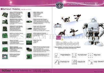 BeRobot Education