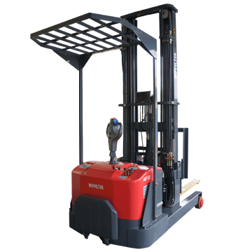 High-Quality Electric Walkie Forklift Pallet Stacker