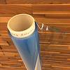 Super Clear Vinyl PVC Sheeting