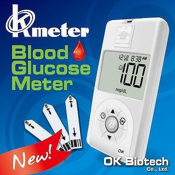 Тайвань Taiwan Измеритель уровня глюкозы в крови (Eject)/монитор ...