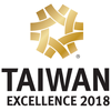 2018 Taiwan Excellence Gold Award