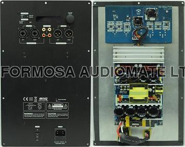 High Power Subwoofer Plate Amplifier