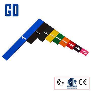 Color Learn Fraction Set 51pcs
