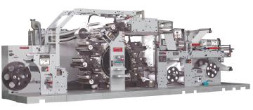 Special Full Rotary Letterpress for In-Line Roll to Sheet IML Pringing Machine