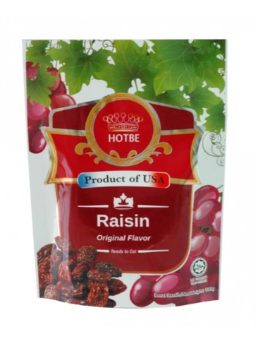USA BLACK RAISIN 100G