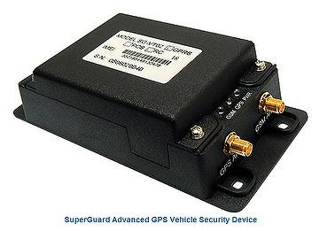 SuperGuard GPS Vehicle Security System VT-02
