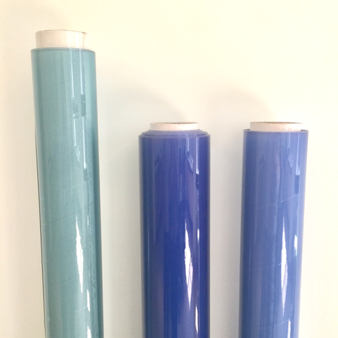 Taiwan Double Polished Clear Vinyl Rolls Flexible Pvc