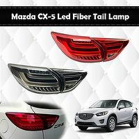 Mazda CX-5 Led Fiber Tail Lamp
