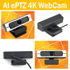 PTZ WebCam Powered by AI , Pictures
