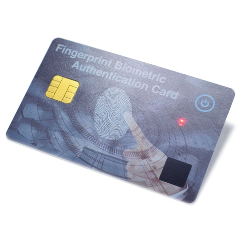 Taiwan Fingerprint MIFARE S50 RFID Contactless Card for