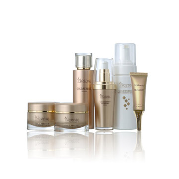Golden Flawless Anti-Wrinkle System