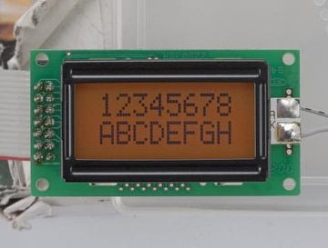 LCD 0802A