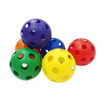 Colored EVA 9.2cm  AIR FLOW BALL / HOLE BALL