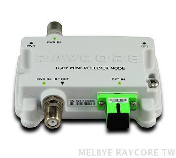 raycore fiber converter