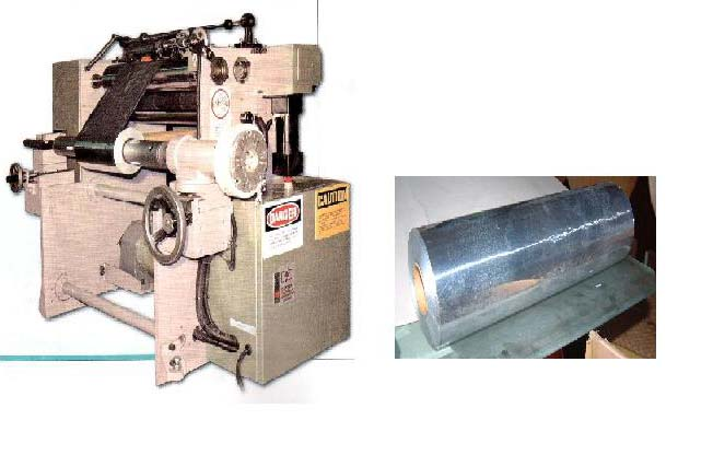 Taiwan Foodservice foil roll making machine | Taiwantrade