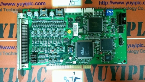 ADLINK PCI-8164 DRIVER (2019)