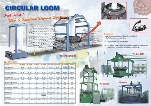 Catalog of PP Woven Sack Making Plant (1)