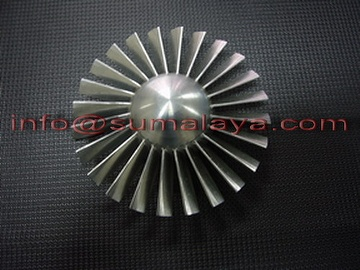 5 Axis Cnc Impeller