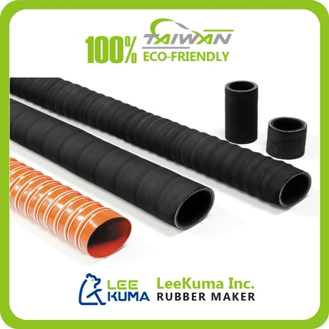 Fabric Pattern Rubber Hose